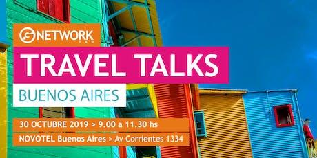 Gnetwork360 TRAVEL TALKS Buenos Aires entradas