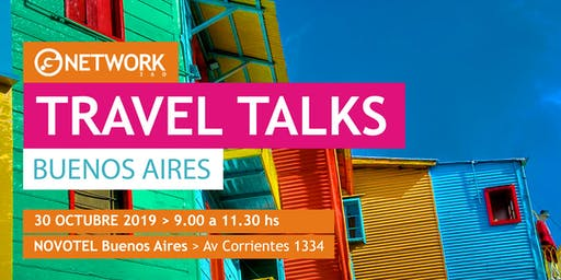 Gnetwork360 TRAVEL TALKS Buenos Aires