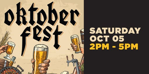 Oktoberfest at the Strath
