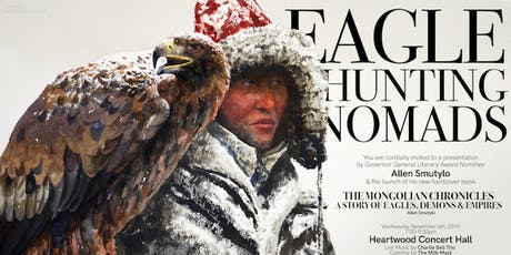 Eagle Hunting Nomads: An Evening with Allen Smutylo tickets