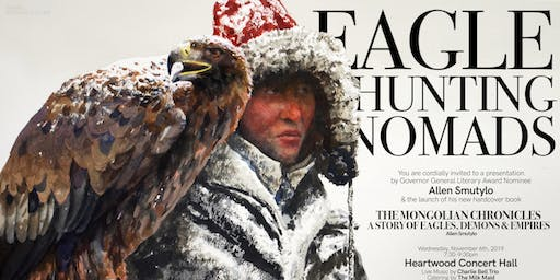 Eagle Hunting Nomads: An Evening with Allen Smutylo
