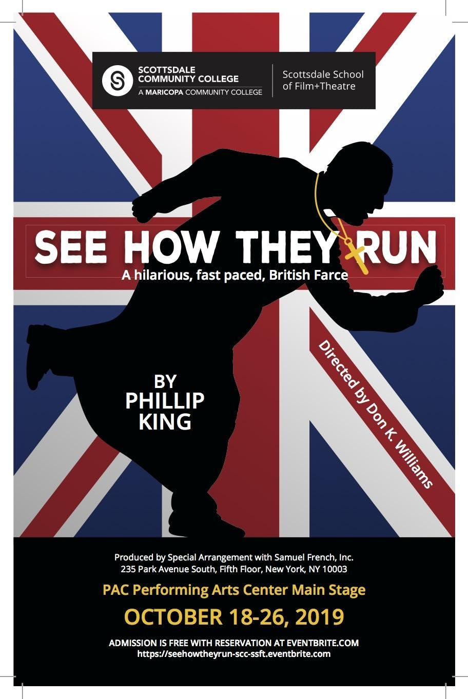 See How They Run  by Phillip King