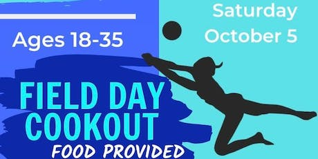 Field Day Cookout tickets