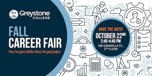 Greystone College Fall Career Fair 2019