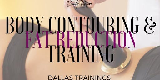 NON-SURGICAL CAVITATION AND RADIOFREQUENCY BODY CONTOUR TRAINING- MIDLAND/ODESSA
