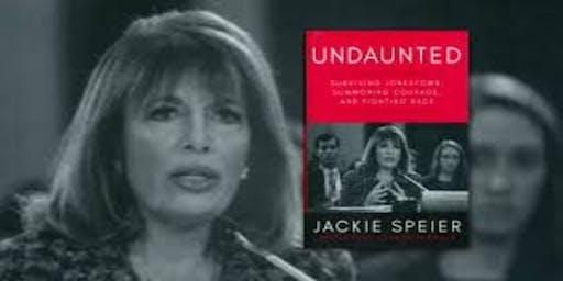 Congresswoman Jackie Speier in San Carlos