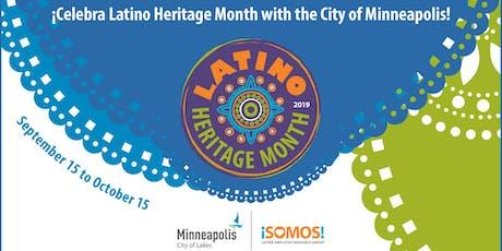 Map & Meet Latino Businesses in Minneapolis/Ubica y Conoce Negocios Latinos tickets