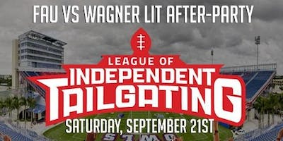 LUX SATURDAYS | FAU vs. WAGNER Afterparty | BREATHE ULTRA LOUNGE