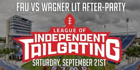 LUX SATURDAYS | FAU vs. WAGNER Afterparty | BREATHE ULTRA LOUNGE tickets