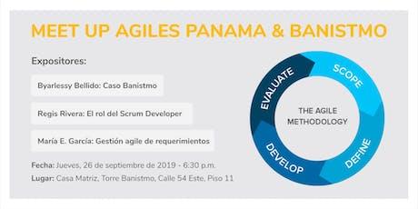 Meet Up Agiles Panama & Banistmo entradas