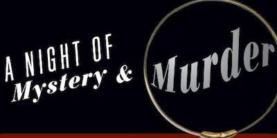 November Murder Mystery Dinner