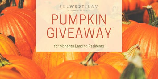 MoLa Pumpkin Giveaway