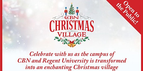 CBN Christmas Village tickets