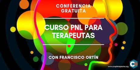 Charla Presentación CURSO PNL entradas