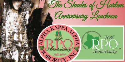 The Shades of Harlem Anniversary Luncheon