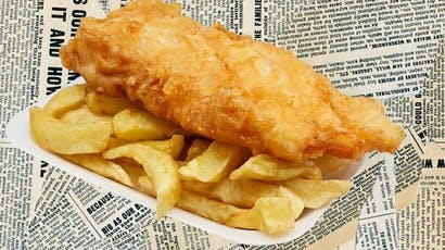 Fish, Chips and Quiz Night tickets