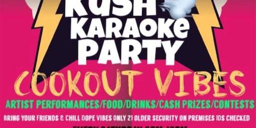 Kusherland Trap Karaoke
