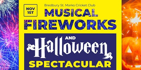 BSMCC Musical Firework & Halloween Spectacular 2019 tickets