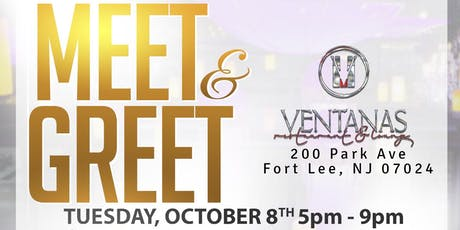 Free Real Estate Networking at Ventanas in Fort Lee Tickets