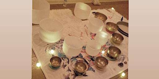 Sound Bath by Erika Tsimbalov