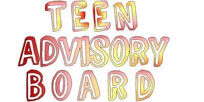 Teen Advisory Board Kickoff Meeting & Mac + Cheese Bar