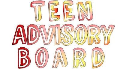 Teen Advisory Board Kickoff Meeting & Mac + Cheese Bar tickets
