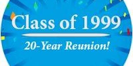 Wilbur Cross CLASS of 99' REUNION! tickets