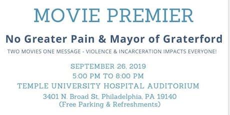 Comprehensive Community Healing Movie Premier tickets