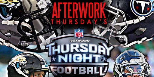 STATS Afterwork Thursday | FOOTBALL | WING & DRINK SPECIALS