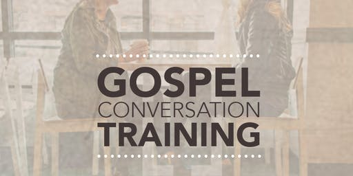 Gospel Conversation Training