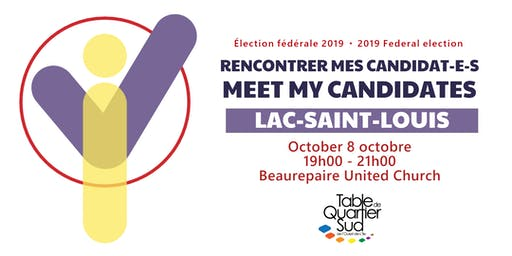 Recontrer mes candidat-e-s / Meet-My-Candidates