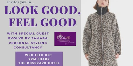 Look Good, Feel Good in aid of The Olive Branch Mental Health Charity