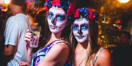 Brazil Grill NYC Halloween party 2019 only $15  tickets