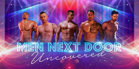 Amarillo, TX | Skooterz | Men Next Door Uncovered tickets