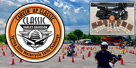 Carvin' Up Classic - 2nd Annual Spring Elite Motorcycle Skills Challenge tickets