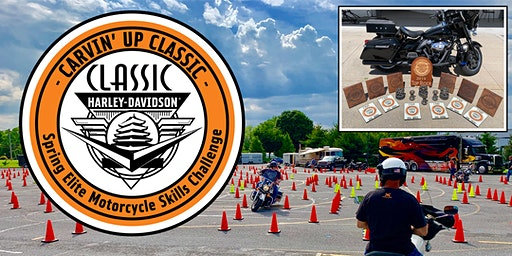 Carvin' Up Classic - 2nd Annual Spring Elite Motorcycle Skills Challenge