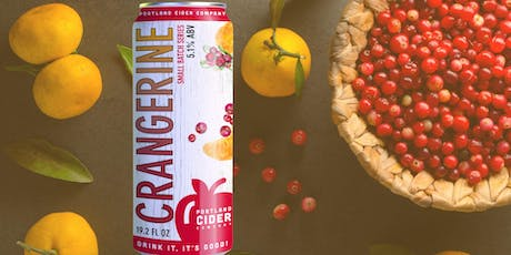Crangerine Release Party & Cheese Pairing tickets