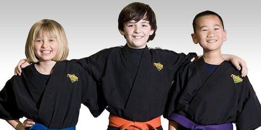 Free Beginners Martial Arts Workshop + Free Snacks!!