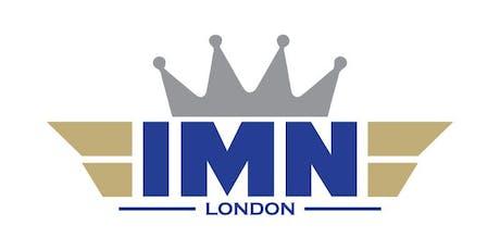 Intelligent Millionaires Network (IMN) tickets