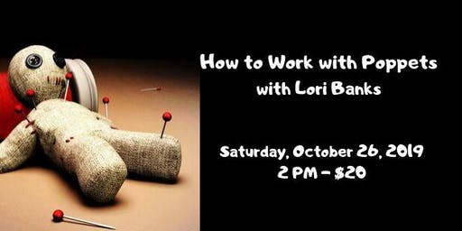 How to Work with Poppets with Lori Banks
