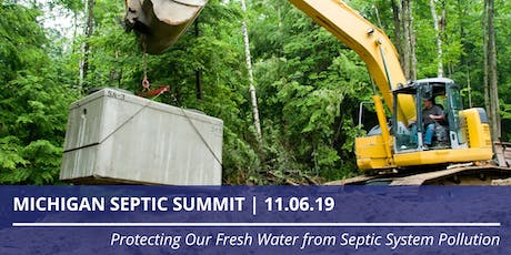 Michigan Septic Summit tickets