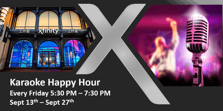 Karaoke Happy Hour tickets