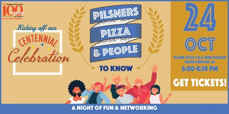 Pilsners, Pizza, & People to Know tickets