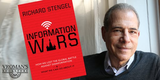 An Evening with Richard Stengel