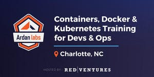 Containers, Docker Kubernetes Training for Devs and...