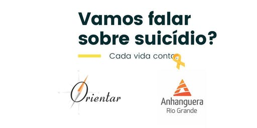 Setembro Amarelo: Vamos falar sobre suicídio?