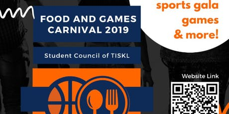Food & Games Carnival tickets
