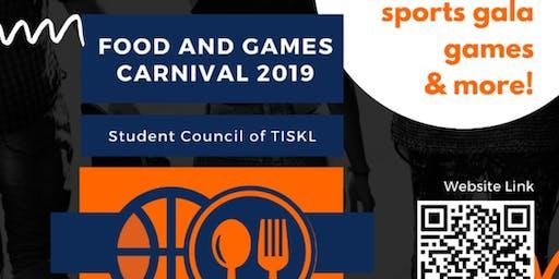Food & Games Carnival