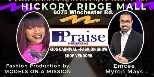 Soul Festival Fashion Show by Models On A Mission Memphis