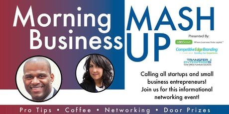 Morning Business Mash Up tickets
